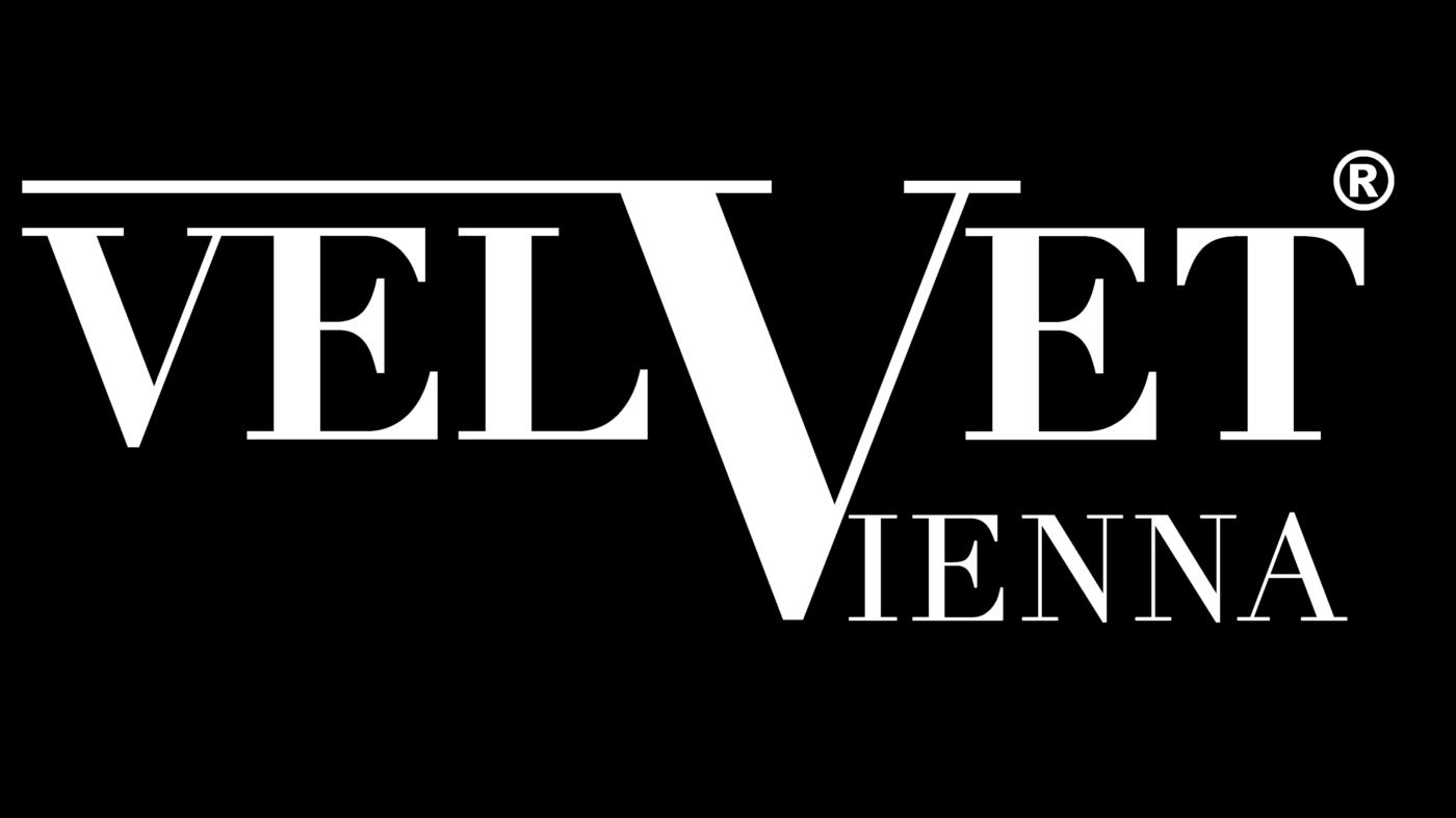 Velvet Vienna Logo Vision White Streetwear